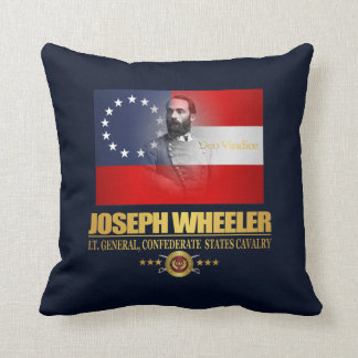 Wheeler (Southern Patriot) Throw Pillow