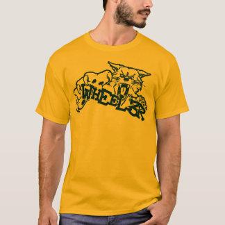 Wheeler Wildcat Yellow T-Shirt