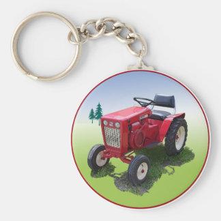 Wheelhorse 953 basic round button keychain