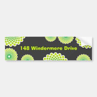 Wheelie Bin Sticker- Any Colour! Bumper Sticker