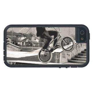 Wheelie Master - BMX Biker iPhone 5 Cases