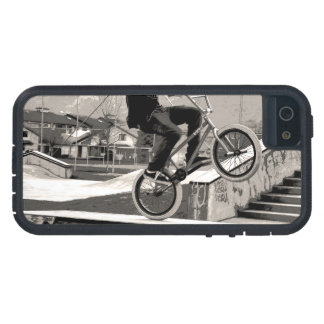 Wheelie Master - BMX Biker iPhone 5 Cover