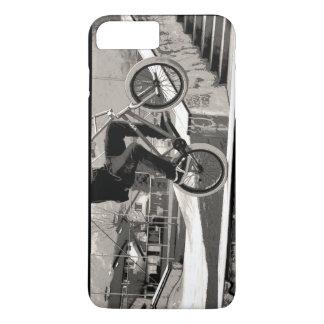 Wheelie Master - BMX Biker iPhone 7 Plus Case