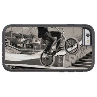 Wheelie Master - BMX Biker Tough Xtreme iPhone 6 Case