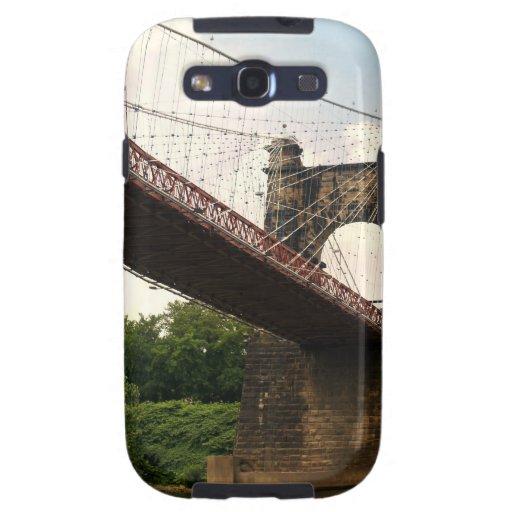 Wheeling Suspension Bridge Samsung Galaxy S3 Covers