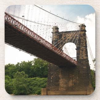 Wheeling Suspension Bridge Coasters