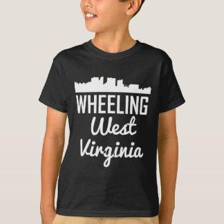 Wheeling West Virginia Skyline T-Shirt