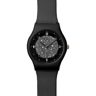 Wheels and Gears - Cyclist's Wristwatch