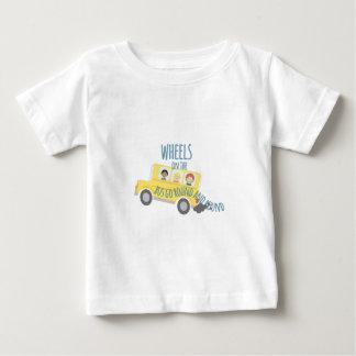 Wheels On Bus Baby T-Shirt