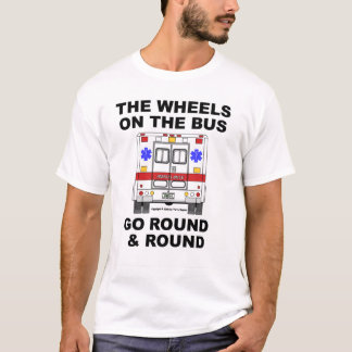 Wheels on the Bus - Ambulance Shirt