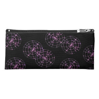 Wheels Spinning Pencil Case