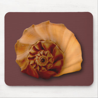 Whelk Left Turn Mouse Pad