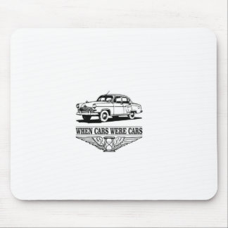 when cars were cars yeah mouse pad