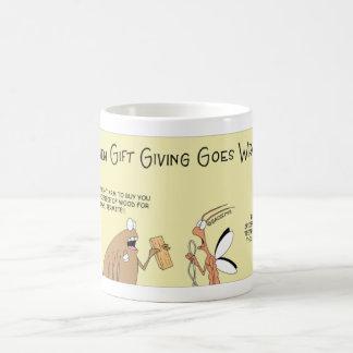 When gift giving goes wrong coffee mug