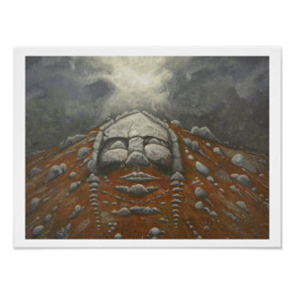 When Grandmother Gave Birth To Rock Medicine Poster