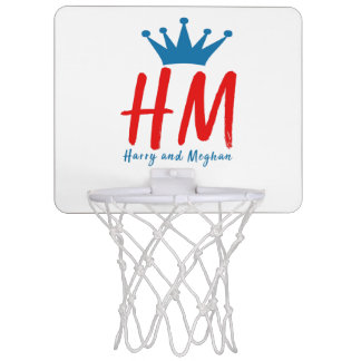 When Harry met Meghan Mini Basketball Hoop