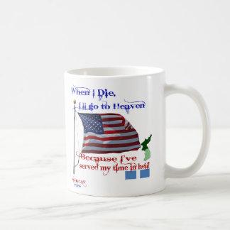 When I Die... Korean War Veteran Mug