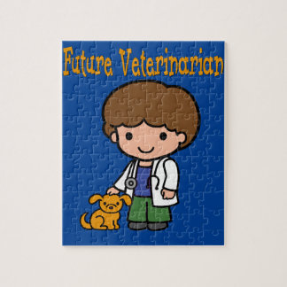 When I Grow Up Future Veterinarian Puzzles
