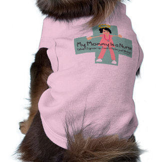 When I grow  up, I want to be a Nurse 3 Doggie T Shirt