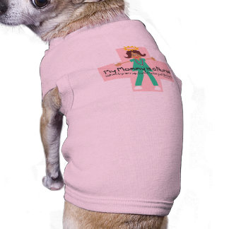 When I grow up, I want to be a Nurse Doggie Tee Shirt