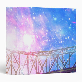 When I Look to the Sky 3 Ring Binder