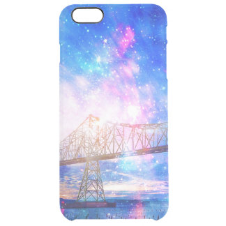 When I Look to the Sky Clear iPhone 6 Plus Case