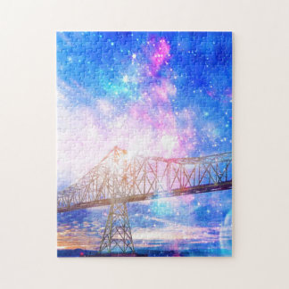 When I Look to the Sky Jigsaw Puzzle