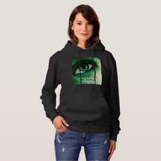 when I there smiling Hoodie