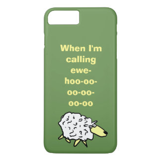 When I'm Calling You-hoo-oo-oo-oo-oo-oo iPhone 8 Plus/7 Plus Case