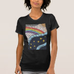 When it rains look for rainbows t shirt