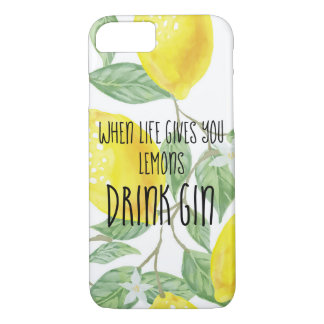 when life gives you lemons Case-Mate iPhone case