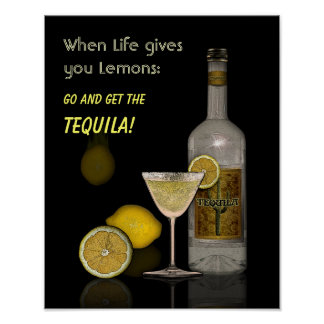 When Life gives you Lemons Poster