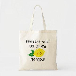 When Life Hands You Lemons Add Vodka