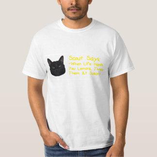 """When Life Hands You Lemons, Throw Them At Susan."" T-Shirt"
