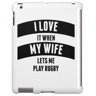When My Wife Lets Me Play Rugby