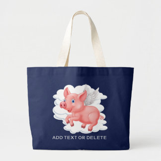 When Pigs Fly Tote