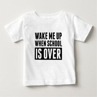 When School is Over Baby T-Shirt