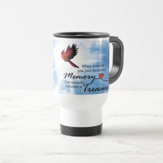 When someone you love, Cardinal Travel Mug