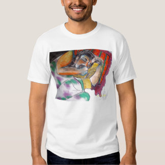 When The Poet Dreams 8 Nightshirt T-shirts