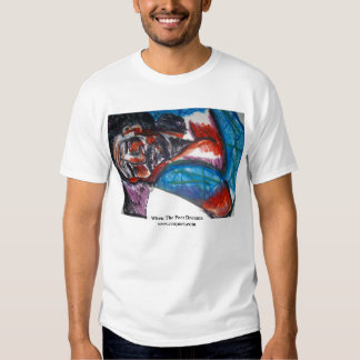 When The Poet Dreams www.ccapoet.com Nightshirt T-shirt