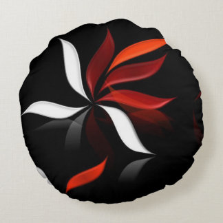 When the wind blows... round pillow