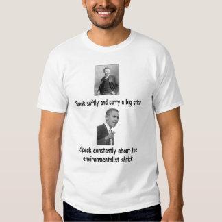When to Speak Tee Shirt