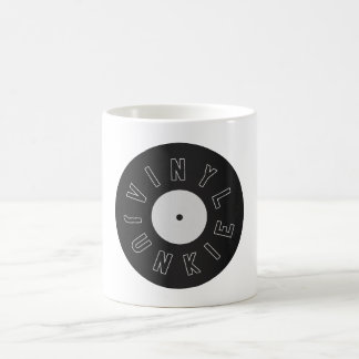 When Vinyl is Life Coffee Mug