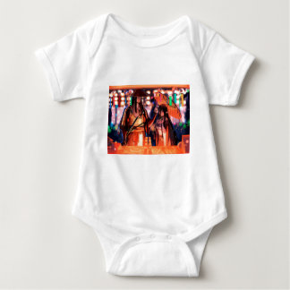 When Warriors Turn To Lovers Baby Bodysuit