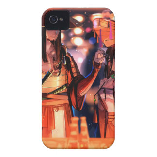 When Warriors Turn To Lovers Case-Mate iPhone 4 Cases