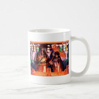 When Warriors Turn To Lovers Coffee Mug