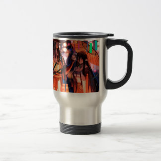 When Warriors Turn To Lovers Travel Mug