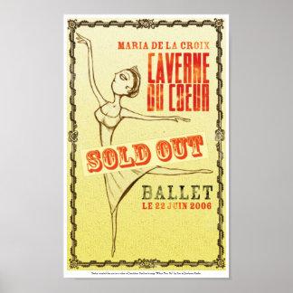 When You Go Ballet Poster