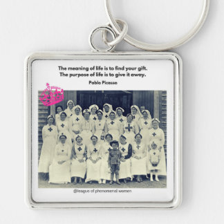 When You Have A Gift, Share It... Keychain