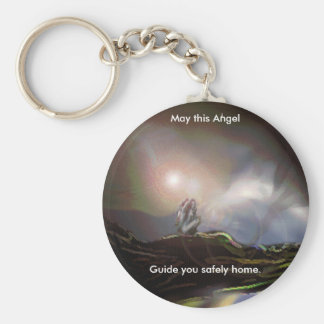 Where Angels Fear To Tread. Keychain